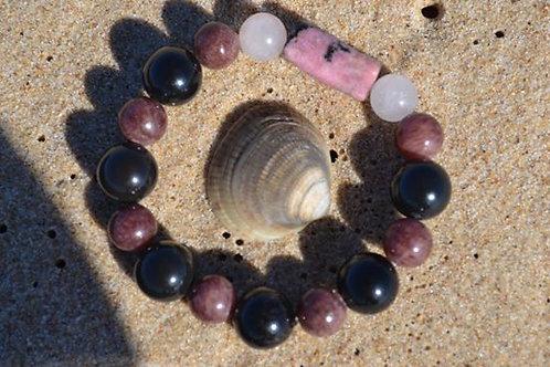 Awareness healing bracelet