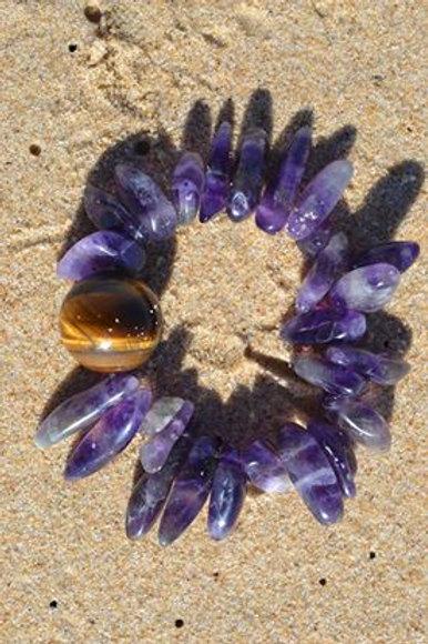 Tenderness healing bracelet
