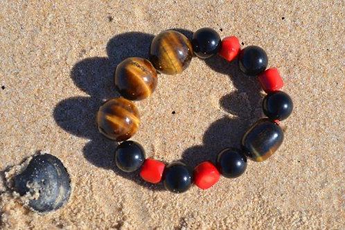 Jungle Fantasy healing bracelet