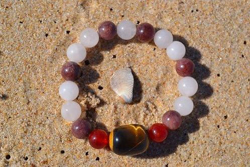 Drop in the Desert healing bracelet