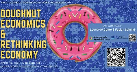 Doughnut Economics & Rethinking Economy