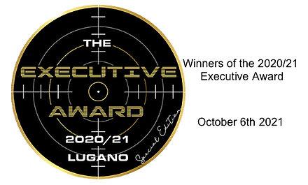 Winners of the 2020/21 Executive Award dedicated to the 7 human virtues.