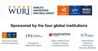 The World's Universities with Real Impact (WURI) ranking 2021