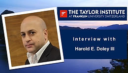 Interview with Harold E. Doley III by Luciana Vazquez