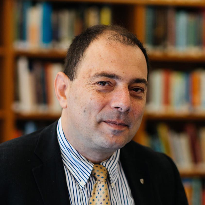Professor Cordon to Speak on Leadership