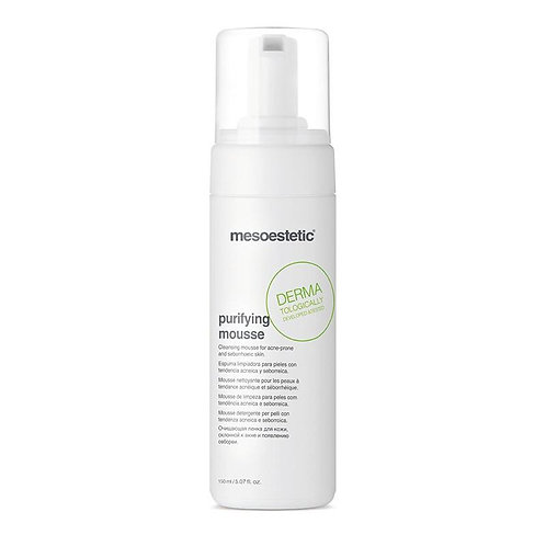 Mesoestetic Purifying Mousse Cleanser