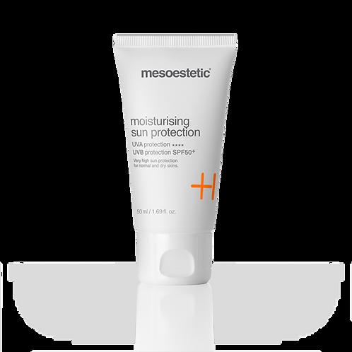 Complete moisturising sun protection