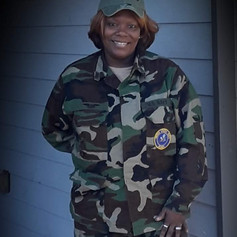 Petty Officer Second Class Nicole McCoy