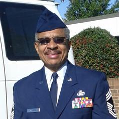 Chief Master Sergeant Leon Wilkins
