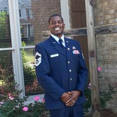 Senior Master Sergeant Jeff Holland Jr.
