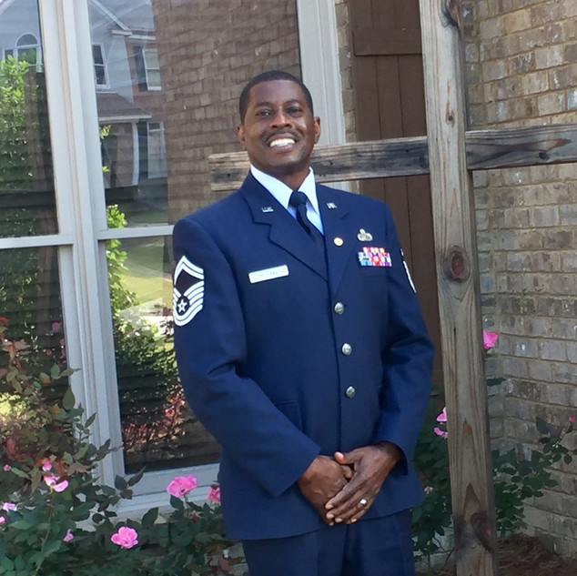 Senior Master Sergeant Jeff Holland Jr.
