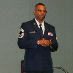 Chief Master Sergeant William C. Johnson, Jr.