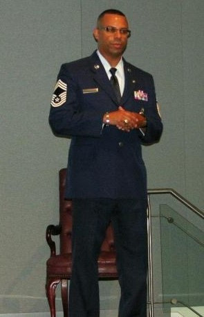 Chief Master Sergeant William C. Johnson, Jr.