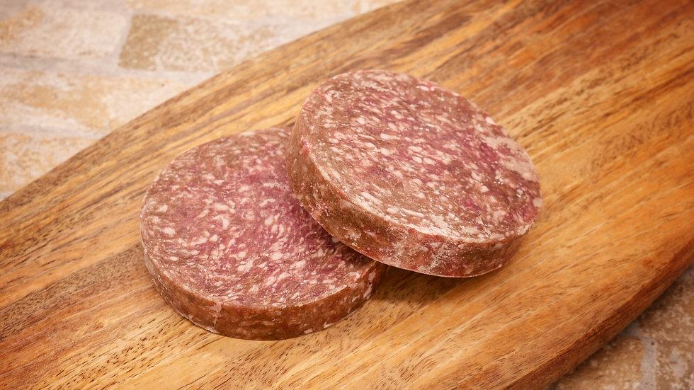 Burgerpatties vom Wiesenrind 1,0 kg