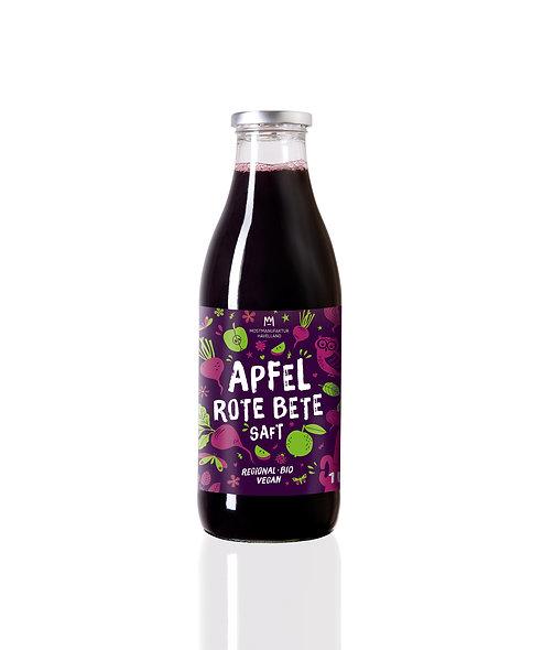 Apfel-Rote Betesaft