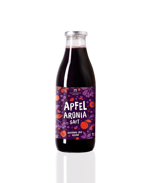 Apfel-Aronia Saft