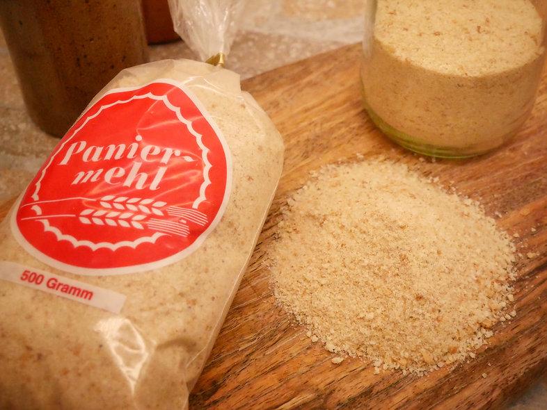 Paniermehl der Bäckerei Plessow