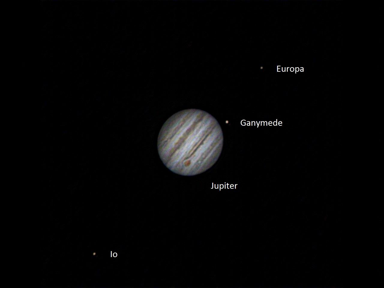 Jupiter & Storm 06 03 2016