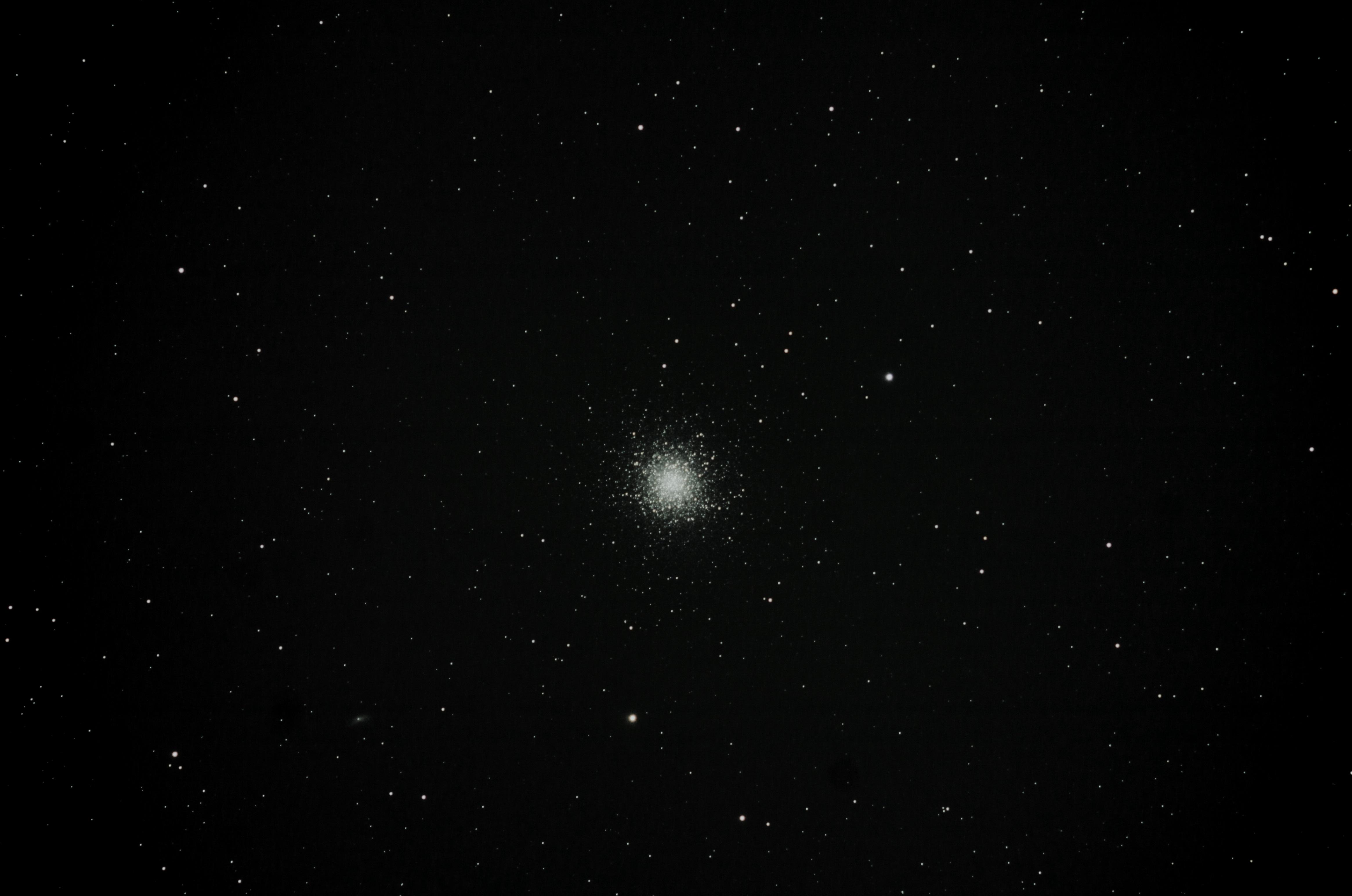 Hercules Star Cluster 03 06 2016