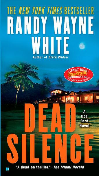 Dead Silence Randy Wayne White Doc Ford