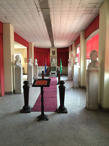 Masonic Muesuem Havana