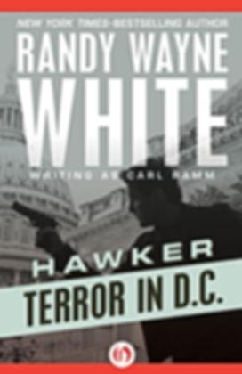 Hawker terror in d.c. Randy Wayne White Carl Ramm Doc Ford