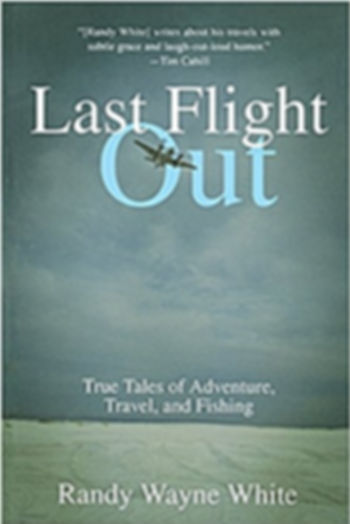 last flight out Hannah Smith Randy Wayne White Doc Ford