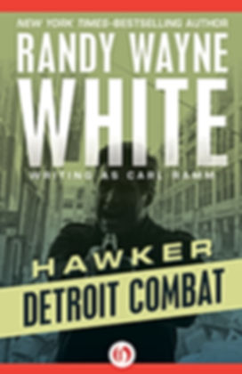 Hawker detroit combat Randy Wayne White Carl Ramm Doc Ford