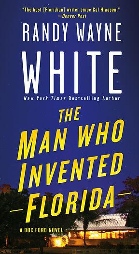 Man Who invented florida Randy Wayne White Doc Ford