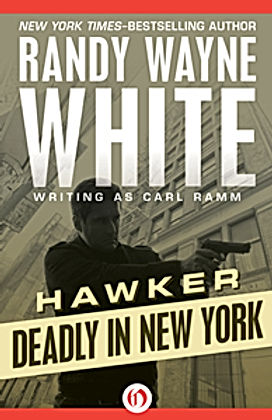 Hawker deadly in new york Randy Wayne White Carl Ramm Doc Ford