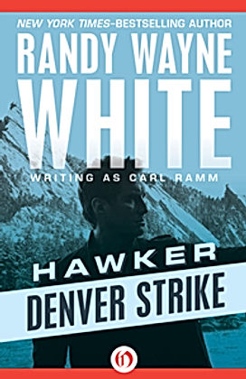 Hawker denver strike Randy Wayne White Carl Ramm Doc Ford