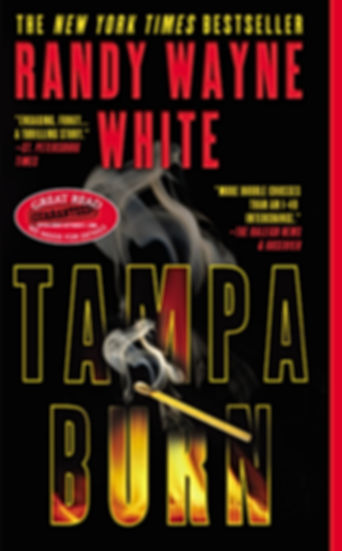 Tampa Burn Randy Wayne White Doc Ford