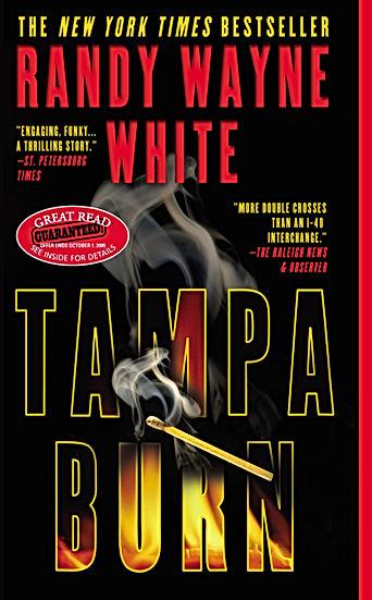 Tampa Burn Randy Wayne White Doc Ford