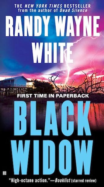 Black Widow Randy Wayne White Doc Ford
