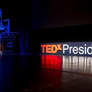 TEDx PRESIDIO Palace Of Fine Arts