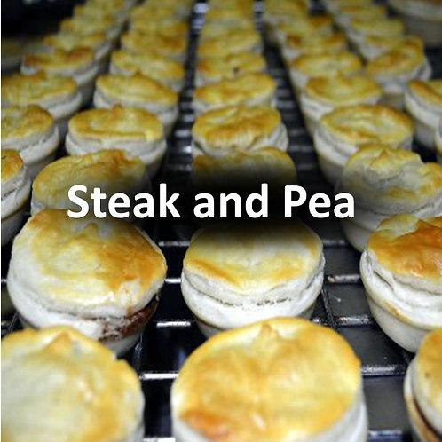 Steak and Pea