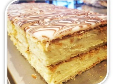 Russian Vanilla Slice