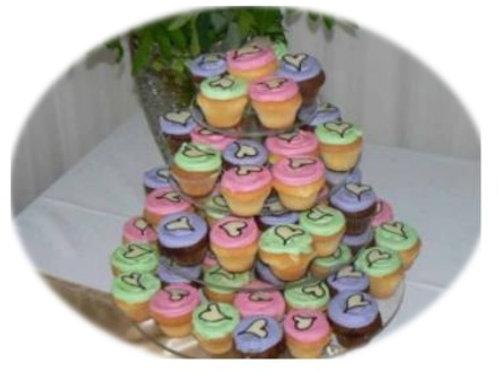 Allsorts Cupcake Tower