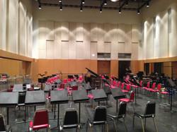 Rehearsal Hall - Four Seasons Centre