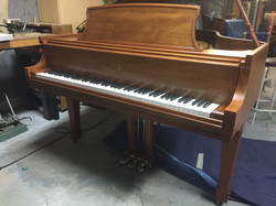 Steinway O complete