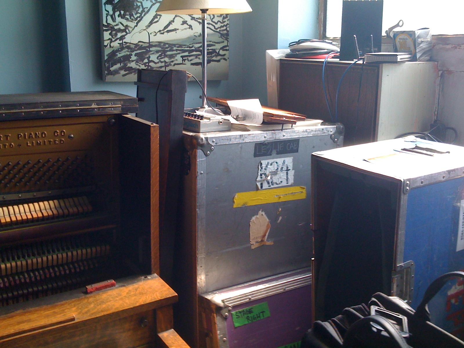 Rock Band Rehearsal space - Toronto