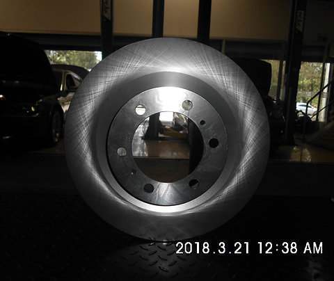 Discos Delanteros Toyota Land Cruiser Prado Nuevos Genéricos M2014