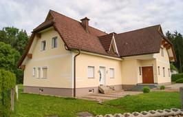 Ein idyllisches Zweifamilien-Haus.