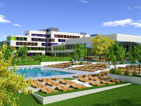 Genehmigtes Gesundheits- und Thermal-Hotel-Projekt in Slowenien in direkter Nähe zu Maribor.