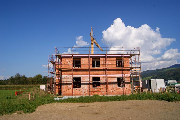 Entstehung vom Projekt Großlobming - 08