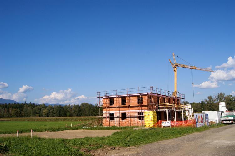 Entstehung vom Projekt Großlobming - 09