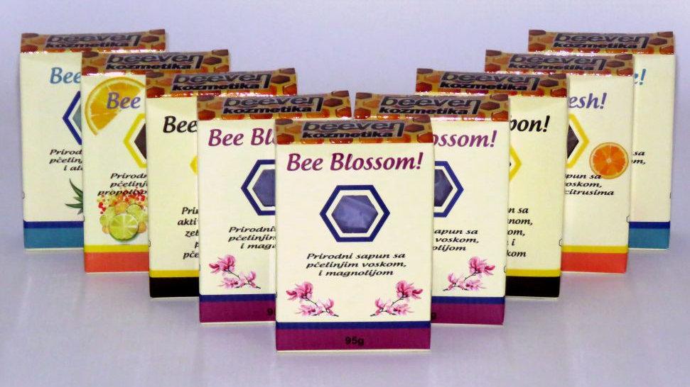 Bee prirodni sapuni za njegu lica i tijele