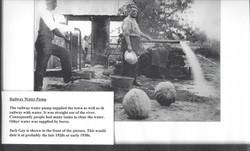 07 Railway water pump