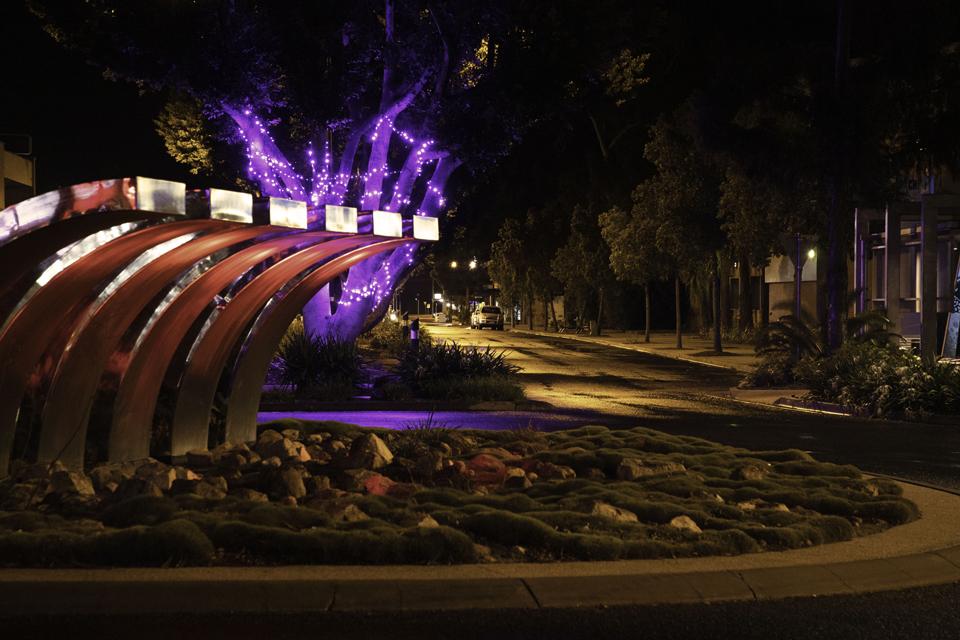 Dam Wall Roundabout