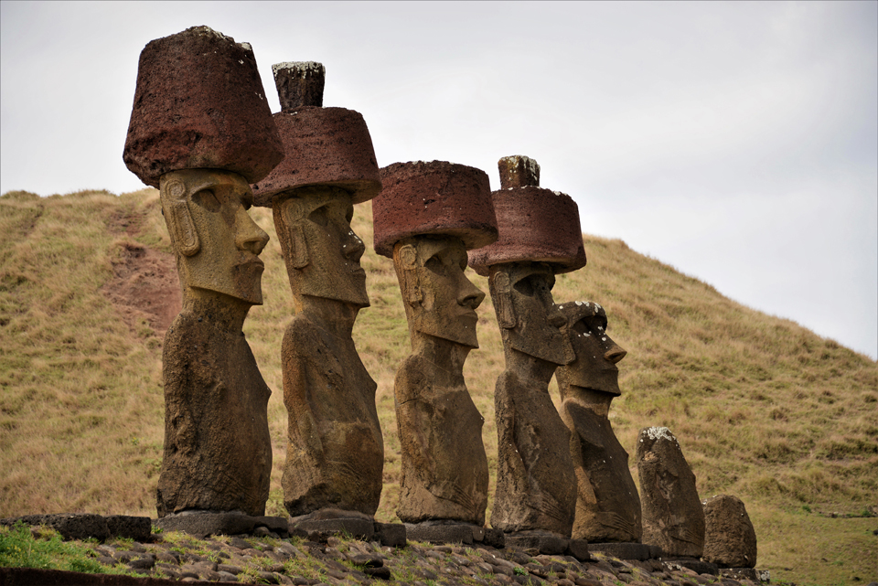 Easter Island Guardians
